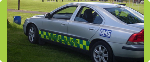 Medical Services Car