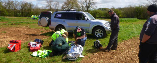 Medical Cover at Events