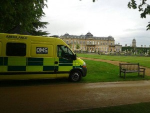 Outdoor Medical Services