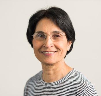Dr Mahnaz Alsharif